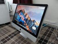 """Apple IMAC 27"""" i7 QUAD CORE 8GB ram, 1TB. Logic Pro, Final Cut, Office. Computer"""