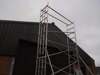 boss scaffolding tower