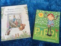 Beatrix Potter The Complete Tales & Pippi Longstocking