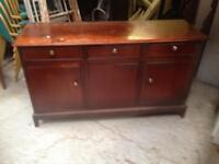 Stag cupboard £20