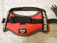 Julius K9 Mini Mini Red Harness - - £8 - - -