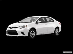 2016 Toyota Corolla CE WITH KEYLESS ENTRY & ONLY 2975 KMS!!