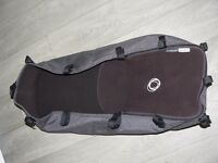 bugaboo carycot in gray cameleon 14 pounds
