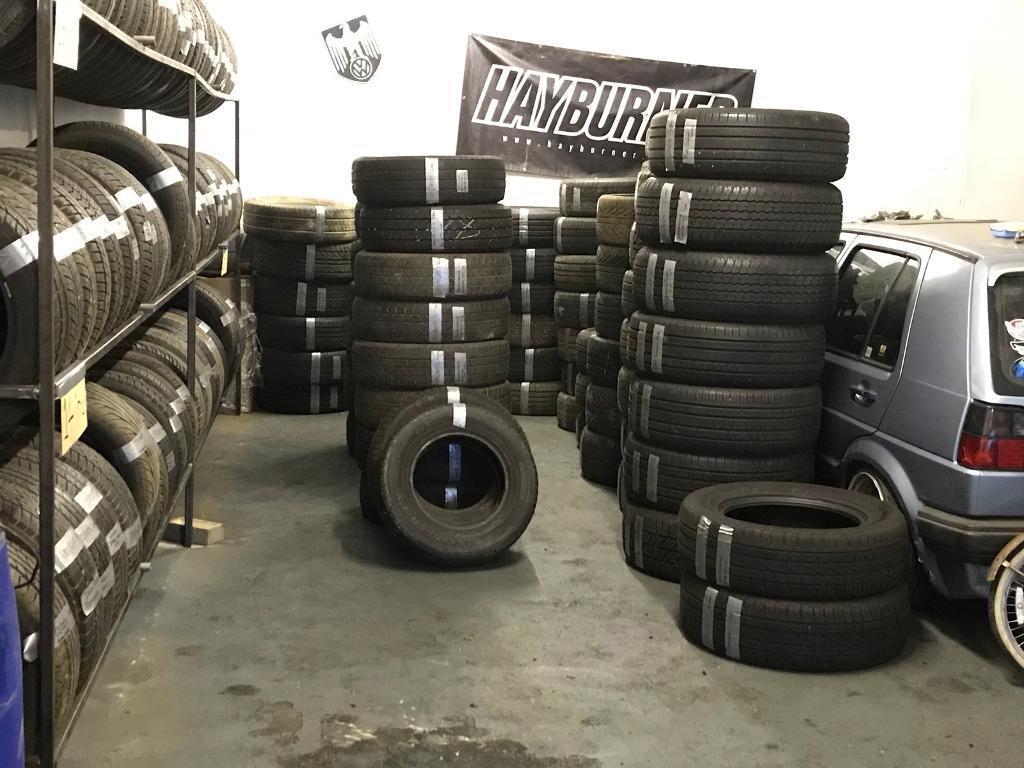 Tyres - servicing - repairs - diagnostics