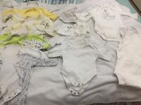 Unisex Newborn clothing bundle