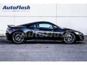 2017 Acura NSX AWD 573hp! Carbon-Package *Original*