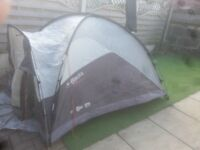 for sale 2 /3 /person tent ready for use £20