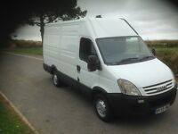 Iveco Daily 2.3TD ( IV ) 35S12 MWB 2009 SERVICE HISTORY