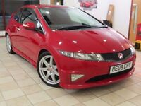 !!MILANO RED!! 2008 HONDA CIVIC TYPE R / FULL SERVICE HISTORY / MOT / DRIVES AMAZING / FINANCE AVAIL