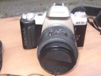 Pentax MZ-50 35mm SLR Film Camera