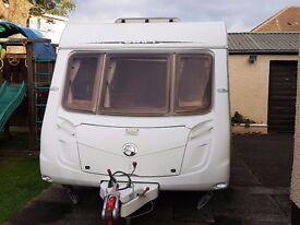 Swift Challenger 530 (2006) Touring Caravan 4BTH - Quick Sale Needed