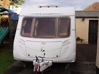 Swift Challenger 530 (2006) Touring Caravan 4BTH - Quick Sale Needed