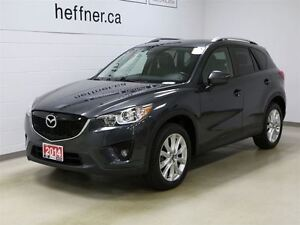 2014 Mazda CX-5 GT with Navigation