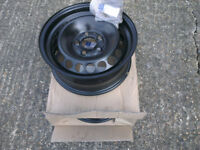 Mercedes Benz C180 (1999) 5 Stud Size 15 brand new steel wheels