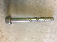 M20 x 200mm Thunderbolts for sale