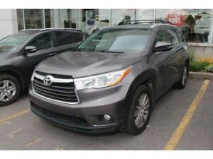 2015 Toyota Highlander XLE AWD+NAGIVATIO +MAGS+TOIT OUVRANT+CAM&