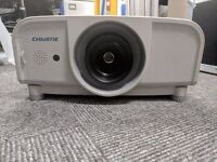 Christie LX450 Projector with lens