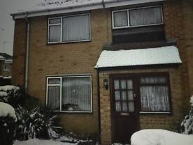 3 bed end of terrace house to rent