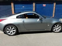 Stunning Nissan 350 Z. 2 Owners and extremly low Milage