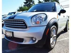 2011 Mini Cooper Countryman Safety Certified