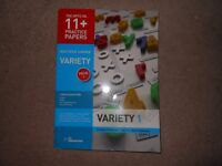 11+ Official Pratice Papers BRAND NEW