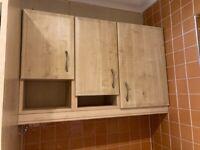 Free Kitchen cupboards