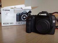 Canon DSLR EOS 50D