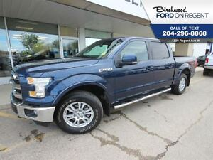 2015 Ford F-150 Lariat 4x4 *Leather/NAV/Touch Screen*
