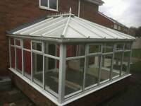Upvc Conservatory (professionally dismantled)+MORE CONSERVATORIES!!!