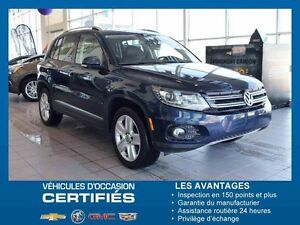 2014 Volkswagen TIGUAN 2.0 TSI 4 MOTION HIGHLINE