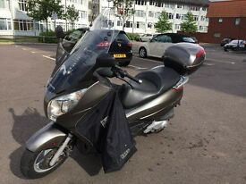 Honda S Wing 125 cc fez very good condition quick sell