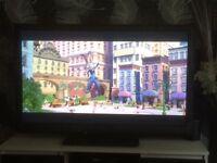 "47"" Panasonic 3D tv"