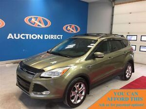 2013 Ford Escape SEL, BLUETOOTH, PANO ROOF HEATED  LEATHER SEATS
