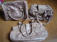 Bundle of 15 Handbags