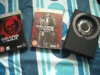 SWAP Gears Of War !1 2 & 3 All Limited Editions For XBOX 360 SWAP For FIFA 17 XBOX 360 SWAP