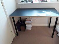 IKEA minimal desk