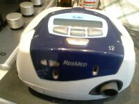 CPAP machine and mask ResMed S8 Escape