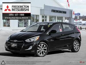 2017 Hyundai Accent SE! AUTO! HEATED SEATS! SUNROOF