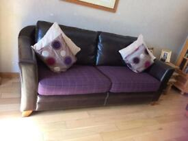 Creations 3-seater Sofa. Great condition. Also matching 2- seater available for sale.
