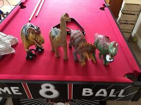 Toy Dinosaurs (box full)
