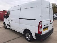 VAUXHAL MOVANO FRIDGE VAN MWB 62REG FOR SALE