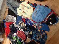 Huge Bundle of 5-6 Boys Clothes