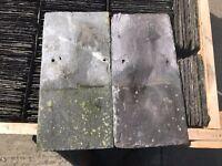 Reclaimed Bangor blue penrhyn 20x10 slates