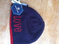 New with tags reversible Jonathan Adler Hat