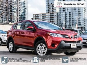 2015 Toyota RAV4 LE/ ONE OWNER/ KEYLESS ENTRY/ BLUETOOTH