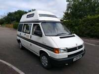 VW T4 autosleeper campervan high top 4berth 1994 1.9td
