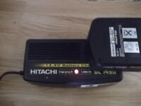 HITACHI 14.4 V charger + 14.4 V battery