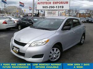 2014 Toyota Matrix Auto Bluetooth/All Power Options &GPS*