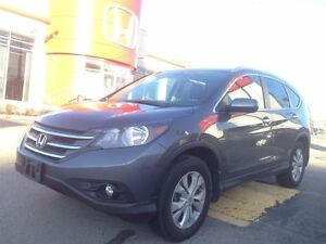 2013 Honda CR-V Touring | LEATHER | NAVIGATION | SUNROOF |