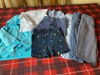 Boys clothing bundle Age 18-24 months SOLD